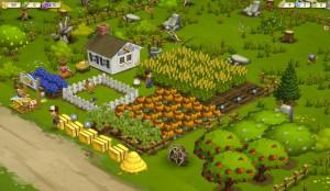 Биг фарм онлайн-игра
