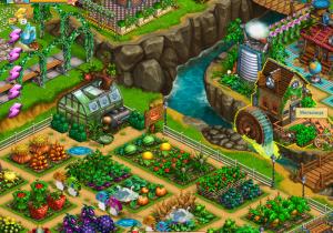 онлайн игра Биг Фарм