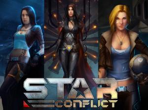 онлайн-игра Стар Конфликт