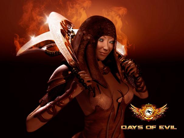 Days of evil